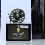 Reel Grey Gull