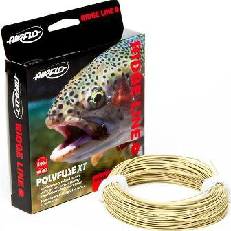"Línea para pesca con mosca ""Ridge Supple Tactical"" WF de flote"